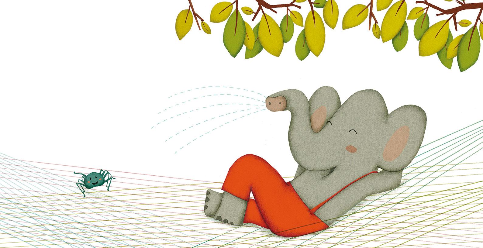 Un élèphant
