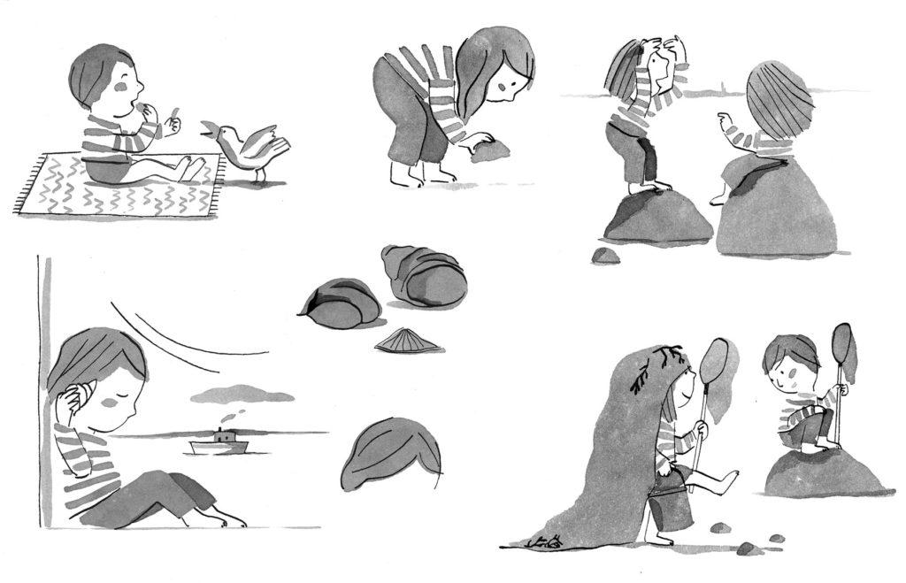 Maud Legrand_illustration,casterman,Album, imagier