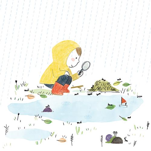 Collection Bonjour nature ! - Fleurus